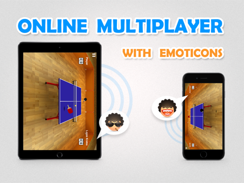 Virtual Table Tennis HD для iPad