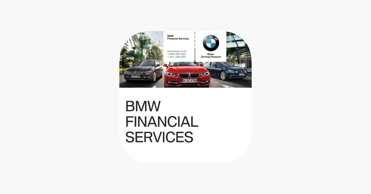 BMW Financial Services >> Bmw Financial Services Thailand On The App Store