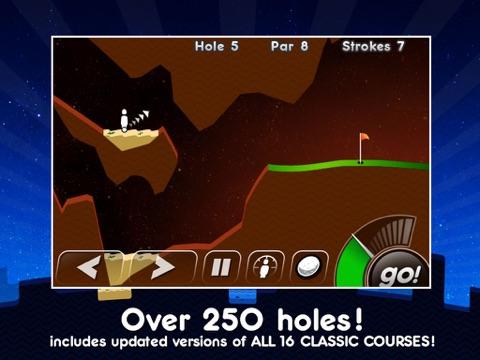 Super Stickman Golfのおすすめ画像2