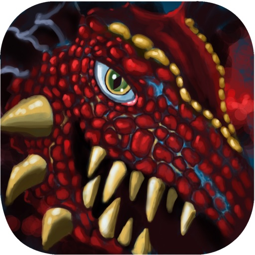 Mighty Little War Dragon - A Game Set in the Age of Magic