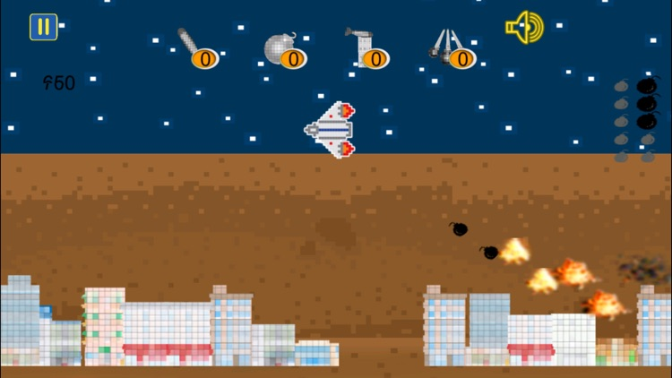 Attack Star Fighter FREE - Epic Space Bomber Blast screenshot-4