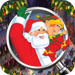 Christmas Hidden Objects Find The Differences