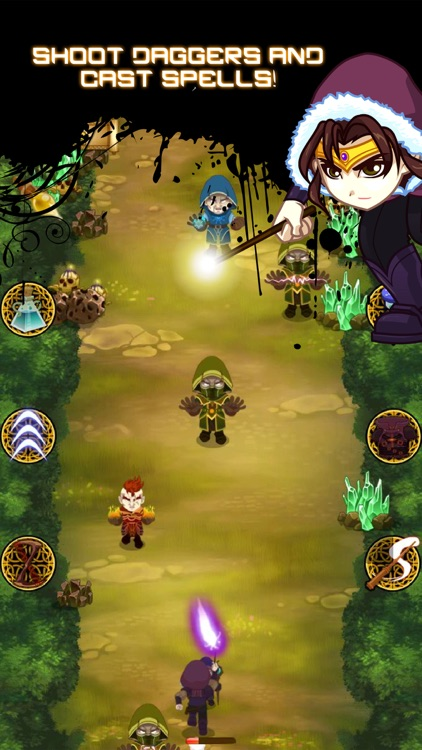Brave Guardians of Magic World Frontier - Age of Legends