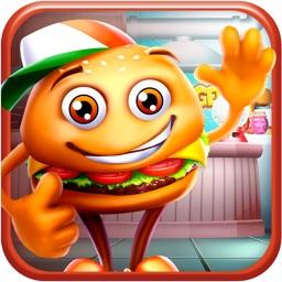 Burger Diner Run