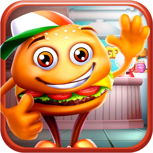 Burger Diner Run iOS App