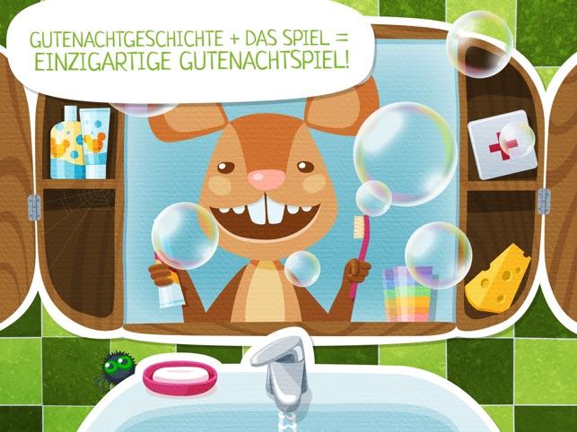 MAUSHAUS Gutenacht Spiel Screenshot