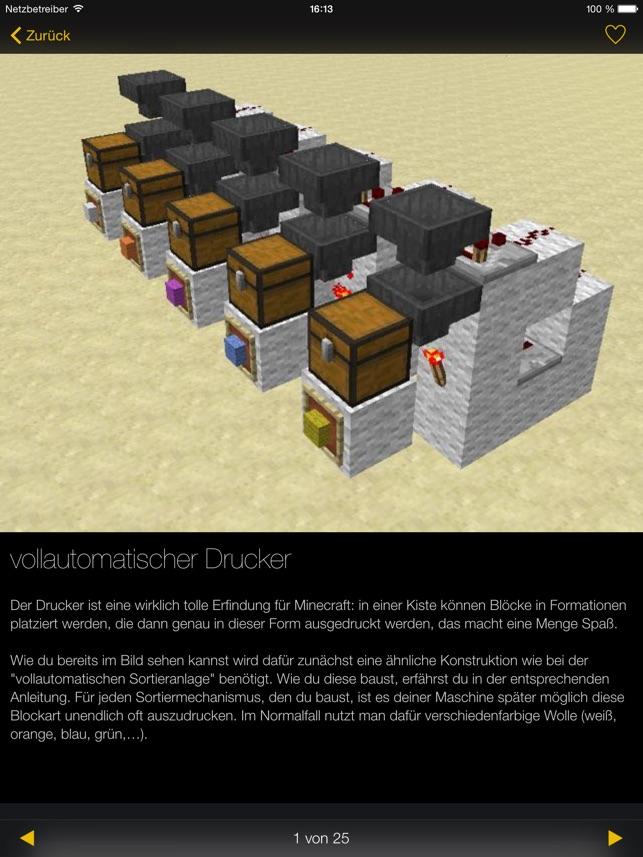 IRedstone Im App Store - Minecraft ahnliche spiele iphone