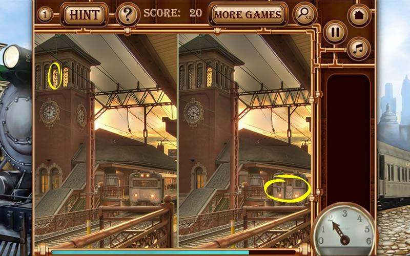 Hidden Pointsman screenshot 1