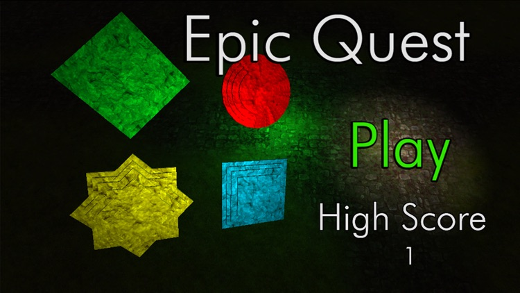Epic Quest : The Lost Gems