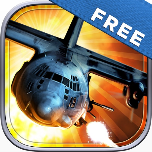 Zombie Gunship Free: Gun Down Zombies iOS App