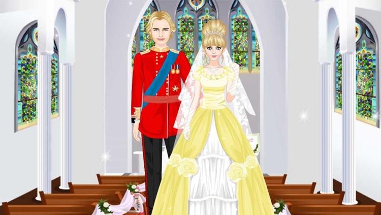 Dress Up - Wedding screenshot-4