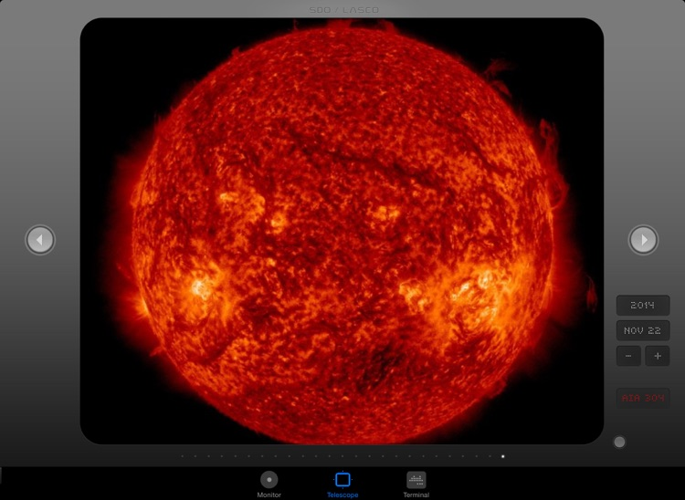 Solar Monitor Pro