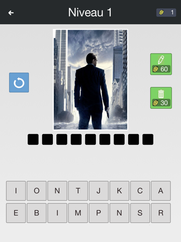 Movie Quiz - Cinema, guess what is the movie!-ipad-0