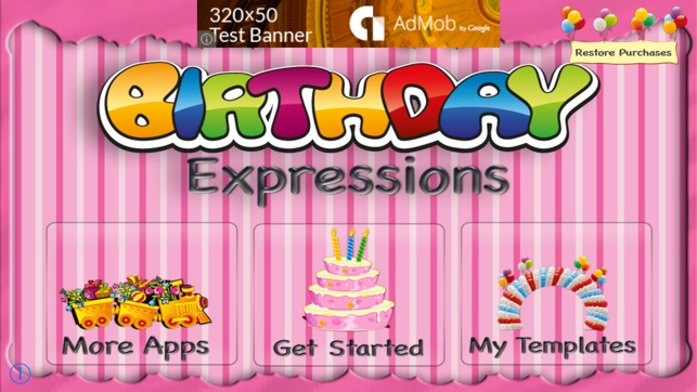 Birthday Expressions On The App Store