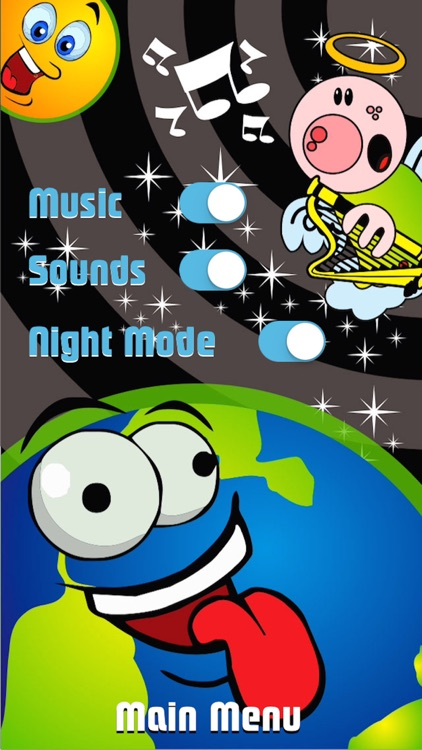 Puzzles FREE. Play with planets, monsters, angels and other characters! screenshot-4