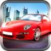 自由のための3Dの都市通りProドラッグレース速度を追跡ゲーム