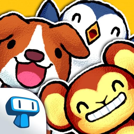 Pet Party - Бесплатные игры Симпатичные животные
