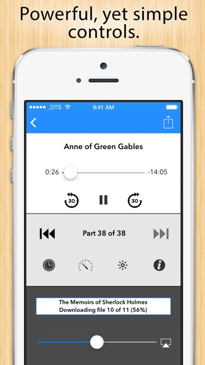 Audiobooks - Thousands of free Audiobooks and Podcasts. screenshot-3