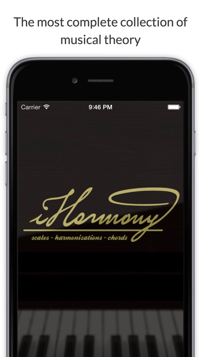 iHarmony screenshot1