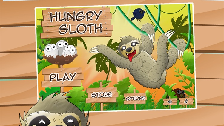 Hungry Sloth