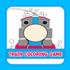 Kids and Friends Coloring Books Thomas Trains Edition ( Unofficial )