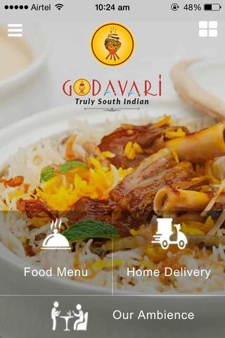 Godavari USA-Food Delivery APP - náhled