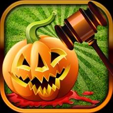 Activities of Jack Splash the Rolling Pumpkin - Halloween Fruit Smash