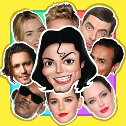 My Celeb Friend -Change& Swap Celebs Head and Face to Your Pic Booth
