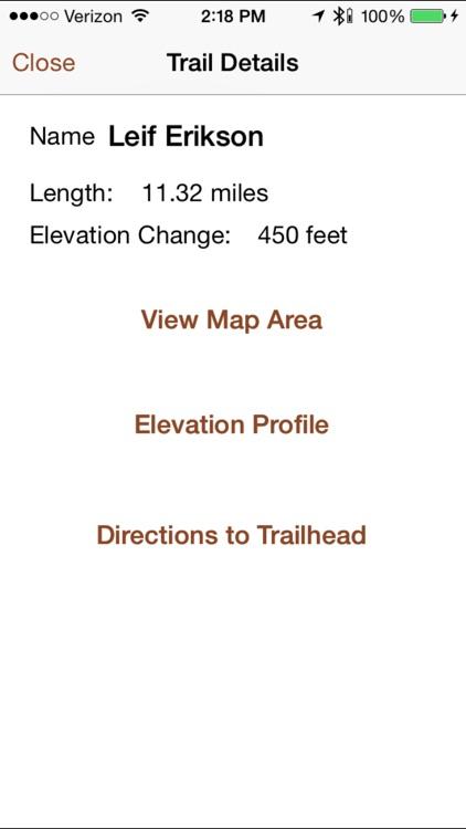 Portland Trails screenshot-3