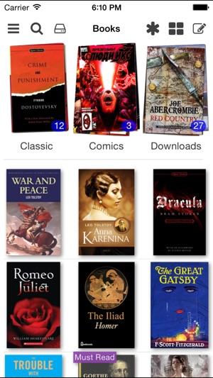 KyBook - EPub,FB2,PDF,DjVu Reader on the App Store