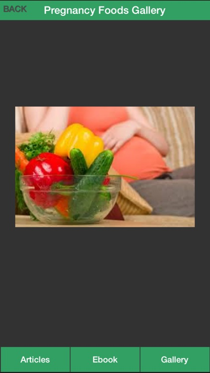 Pregnancy Foods Guide - The Guide To Eating Nutrition Food For Best Pregnancy! screenshot-3