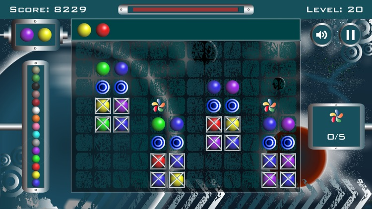 Crash Balls: Match 3 Mania screenshot-3
