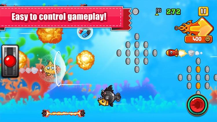Adventures Under the Sea - Submarine Joyride screenshot-4
