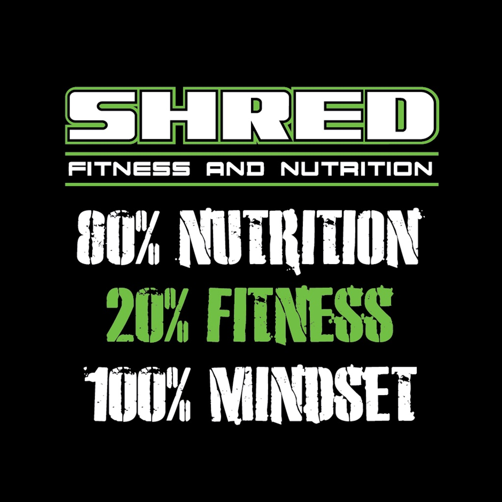 SHRED Fitness and Nutrition