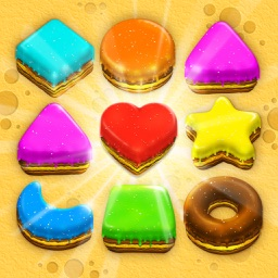 Cookie Saga: The Sweetest New Match 3 Puzzle Game