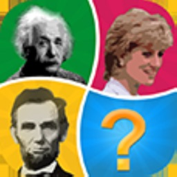 Word Pic Quiz Influential Icons - name the people who shape our world