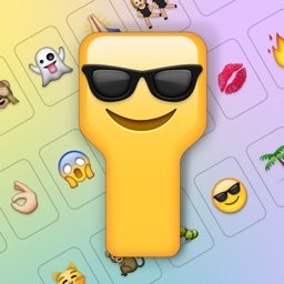 Emoji Keyboard Shortcut Extension - Chat Keyboard with Smart Emoji and Japanese Emoticons Suggestion Custom Keyboard for iOS 8
