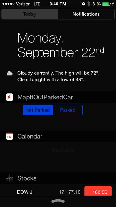 Screenshot of MapItOut: RTP5