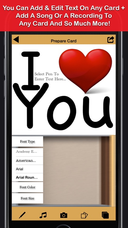 Greeting Cards App - UNLIMITED eCards, Send & Create Custom Fun Funny Personalised Card.s For Social Networking screenshot-3