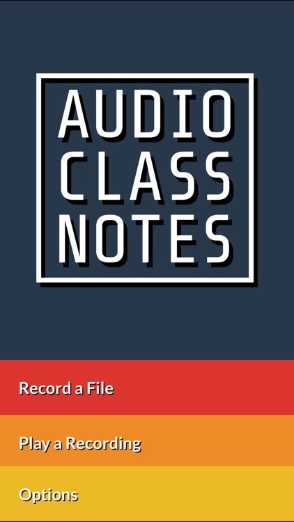 Audio Class Notes Free - Record, Share, and Tag School Lectures
