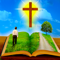 App Icon for Bijbel - Daily Bible Quotes and Random Devotions App in Belgium IOS App Store