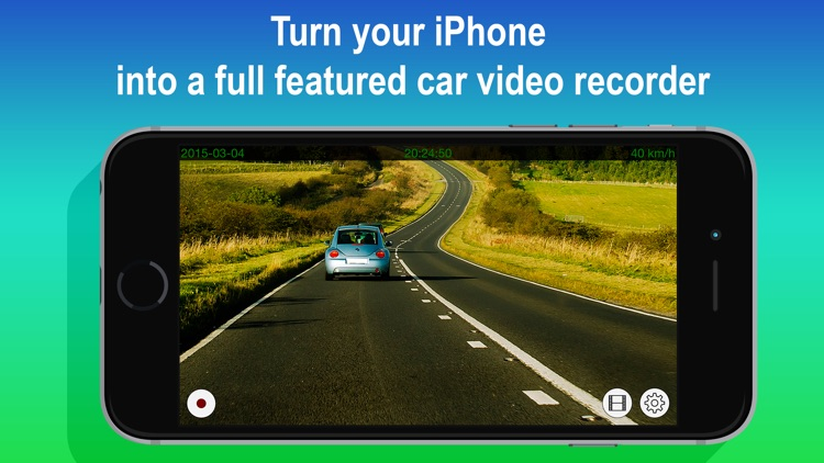 Auto DVR - Full featured car video recorder