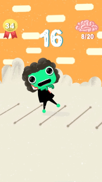 The Walking Zombie - Endless Walker Game