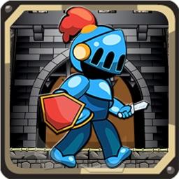 Fantasy Knight Kid Dungeon Castle Defend-er