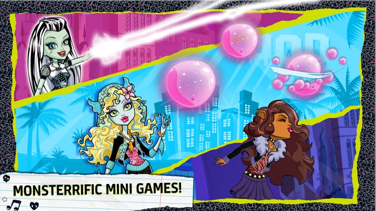 Monster High Frightful Fashion screenshot-3