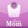 Calculadora de peso del embarazo y Aumento de peso del vientre del embarazo de Mobile Mom