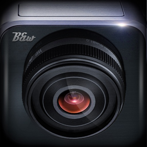 B&W Cam 360 - camera effects plus photo editor