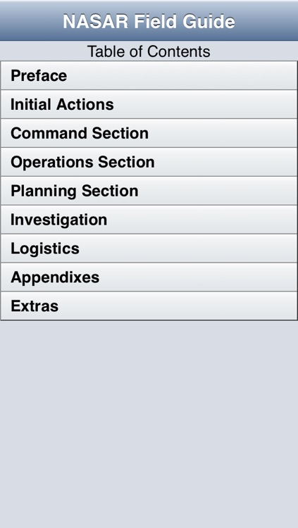 Search & Rescue Operations Field Guide screenshot-0