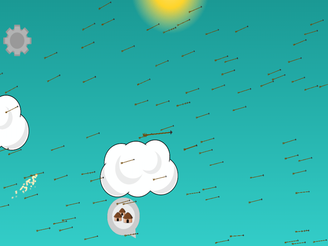 Blot Out The Sun Free, game for IOS