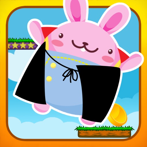 Fat Bunny Jump icon